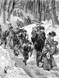 Klondyke Gold Rush 1897 Photographic Print by Chris Hellier