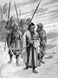 Revenge of 47 Ronin. Samurai Tale & Code of Honor. Japan Photographic Print by Chris Hellier
