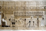 Ancient Egypt : the Weighing of the Souls Reproduction photographique