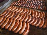 Half-Smokes, the Washington DC Style Sausage. Photographic Print by Jon Hicks