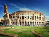 Kolosseum in Rom, Italien Fotografie-Druck von Iakov Kalinin