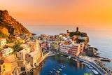 Cinque Terre, Italy. Photographic Print by  sorincolac