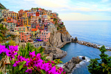 Cinque Terre, Italy Fotografie-Druck von Jeni Foto