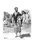 Emperor Giyorgis II of Ethiopia (Reigned 1868-1871) Giclee Print by Chris Hellier