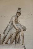 Piazza Signoria, Loggia Dei Lanzi, Patroclo E Menelao Impressão fotográfica por Guido Cozzi