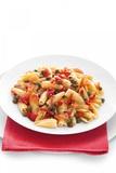 Italiensk mad og drikke Fotografisk tryk af Fabio Petroni