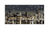 Chicago Nights I Giclee Print by Kate Carrigan