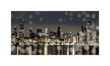 Chicago Nights I Impressão giclée por Kate Carrigan