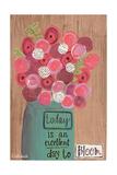 Excellent Day Pósters por Katie Doucette