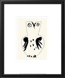 El búho Lámina por Pablo Picasso