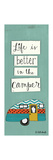 Camper Affiches par Katie Doucette