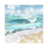 Ocean Reflections I Giclee Print by Kate Carrigan