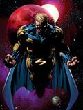 The New Avengers No.3 Cover: Sentry Veggoverføringsbilde av David Finch