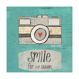 Sonríe Pósters por Katie Doucette
