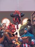 Marvel Reading Chronology 2009 Cover: Spider-Man Signe en plastique rigide par Jorge Molina