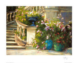 Summer Garden Print by I. Kupper