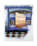 Mallorca Terrace Posters by W. Reinshagen