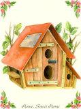 Home Sweet Home II Pôsters por N. Kenzo