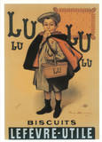 Biscuits Lu Prints