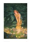 Midsummer Eve Fairies Kunst