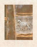 Safari II Print by Zella Ricci
