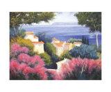 穏やかなフランスの風景II 高画質プリント : N. フィオレ