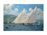 Queen's Cup Collectable Print by Steven Dews