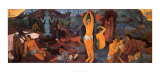 Life's Questions Stampe di Paul Gauguin