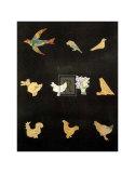 Decoupages Pôsters por Pablo Picasso