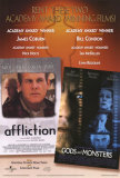 Affliction/Gods and Monsters (Video Release) Posters