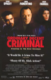 Ordinary Decent Criminal Posters