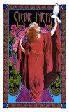 Stevie Nicks, White Winged Dove Poster von Bob Masse