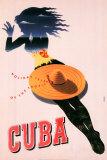 Cuba, Holiday Isle of the Tropics Poster av  Seyler