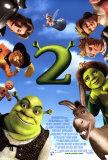 Shrek 2 Affiches