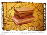 Lernen Kunstdruck