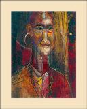 Ancestro tribal I Pósters por Josiane York