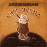 Cafe Mocha Posters tekijänä Lisa Audit