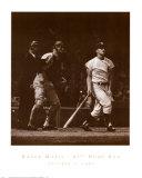 Roger Maris, 61st Home Run 高画質プリント : ハーブ・シャーフマン