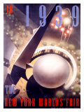 World's Fair, New York, c.1939 Giclée-tryk af Nembhard Culin