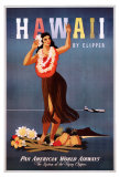 Hawaii by Clipper Kunst