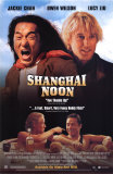 Shanghai Noon Posters