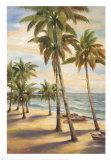 Tropical Paradise II Poster by Alexa Kelemen