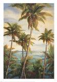 Tropical Paradise I Prints by Alexa Kelemen