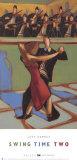 Swing Time II Affiches par Jeff Surret