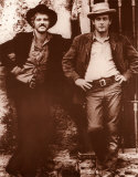 Redford & Newman Poster