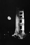 Apollo 11 Spacecraft Ready for Liftoff Premium-Fotodruck