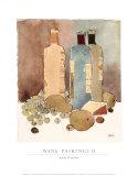 Parejas de vinos II Arte por Sam Dixon