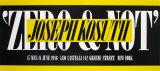 Zero and Not Stampa da collezione di Joseph Kosuth