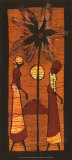 Batik VIII Posters by  Setsinala