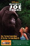 Mighty Joe Young (Fantomen från Afrika/Joe - jättegorillan) Posters